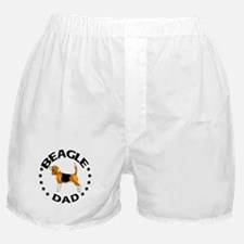 Beagle Dad Boxer Shorts