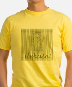 Antiqued Hekate T