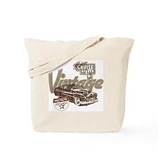 Classic Lowrider Car Tote Bag