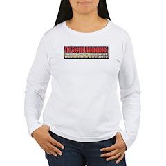 Original Homeland Security Women's Long Sleeve T-S