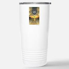 Wolf ~ Shaman's Dream ~ Travel Mug