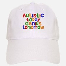 Autistic Today Baseball Baseball Cap