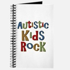 Autistic Kids Rock Journal