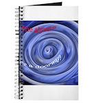 Mesmerizing wormhole Journal