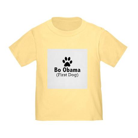 Bo Obama Toddler T-Shirt