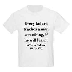 Charles Dickens 25 T-Shirt