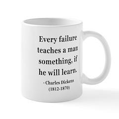 Charles Dickens 25 Mug