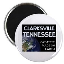 clarksville tennessee - greatest place on earth Ma