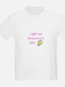 Light Grammy Pink T-Shirt