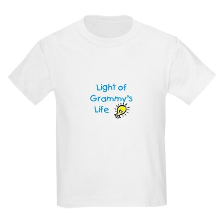 Light Grammy Blue Kids Light T-Shirt