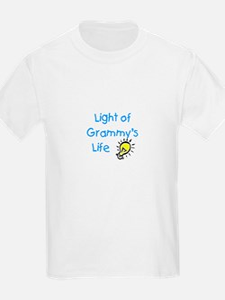 Light Grammy Blue T-Shirt
