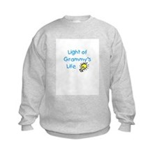 Light Grammy Blue Sweatshirt