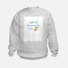 Light Grammy Blue Sweatshirt