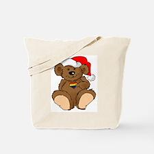 Christmas Bear Gay  Tote Bag