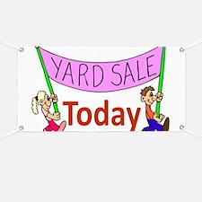Yard Sale 2 Banner