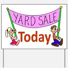 Yard Sale 2 Yard Sign