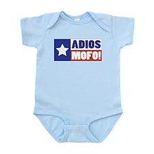 Adios Mofo (Secede) Infant Bodysuit