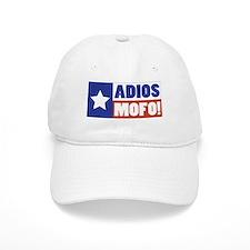 Adios Mofo (Secede) Baseball Cap