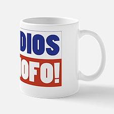 Adios Mofo (Secede) Mug