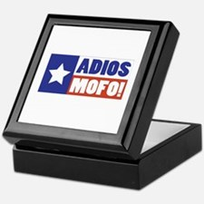 Adios Mofo (Secede) Keepsake Box
