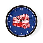 London Transit Wall Clock