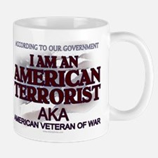 American Terrorist Veteran of Mug