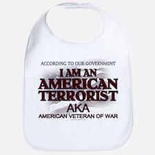 American Terrorist Veteran of Bib