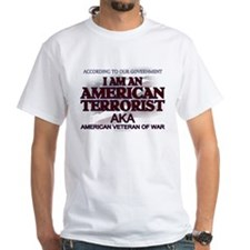 American Terrorist Veteran of Shirt