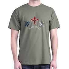 Aviation Plane Crazy T-Shirt