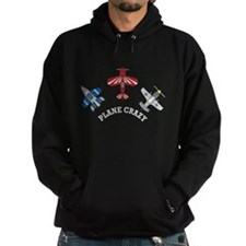Aviation Plane Crazy Hoodie