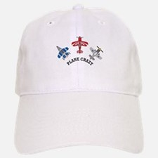 Aviation Plane Crazy Baseball Baseball Cap