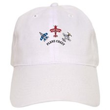 Aviation Plane Crazy Baseball Cap