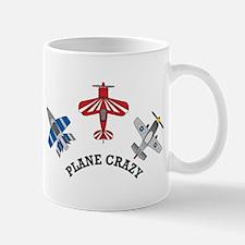 Aviation Plane Crazy Mug