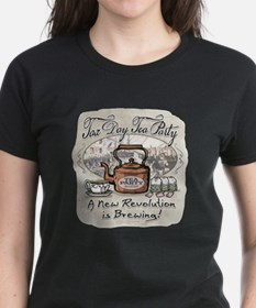 Tax Day Tea Party Tee