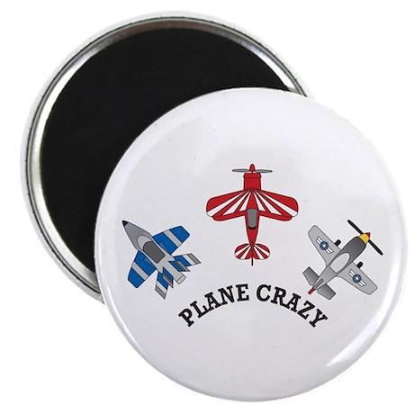 Aviation Plane Crazy Magnet