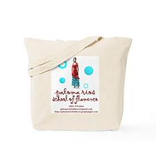 Cool Paloma Tote Bag