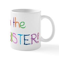 I'm the Big SISTER! Mug