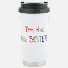 I'm the Little Sister! Travel Mug