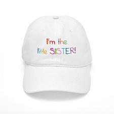I'm the Little Sister! Baseball Cap