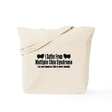 Japanese Chin Tote Bag