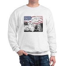 WTF Mount Rushmore Sweatshirt