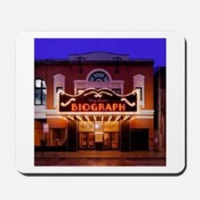 The Biograph Theater Mousepad
