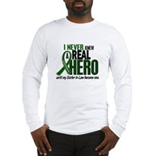 REAL HERO 2 Sister-In-Law LiC Long Sleeve T-Shirt