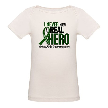 REAL HERO 2 Sister-In-Law LiC Organic Baby T-Shirt