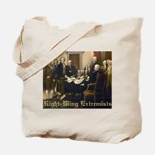 Right-Wing Extremists Tote Bag