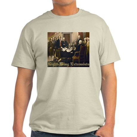 Right-Wing Extremists Light T-Shirt