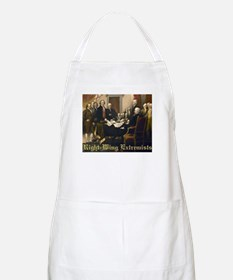 Right-Wing Extremists BBQ Apron