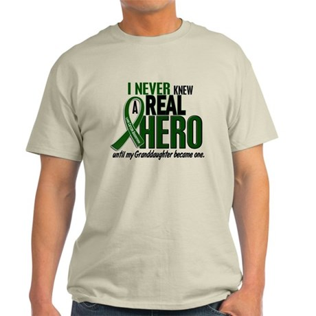 REAL HERO 2 Granddaughter LiC Light T-Shirt