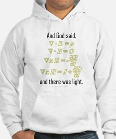 """""""Let There Be Light"""" Hoodie"""