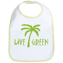 Eco-Friendly Green Bib